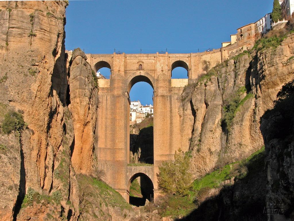Viaje andaluz, viaje en el tiempo